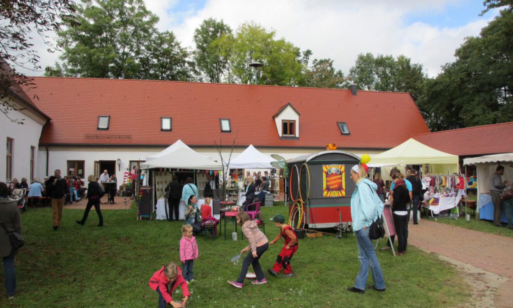 Kunsthandwerkermarkt am Pantaleonsberg
